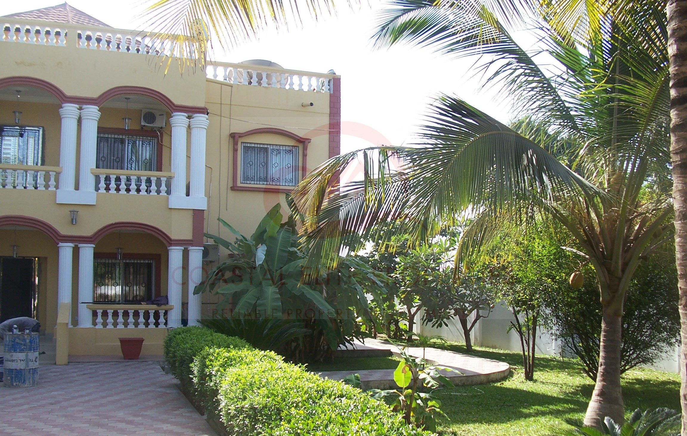 2 Sets Of 3 Bedroom Apartment Complex For Rent At Brufut Heights With Seaview