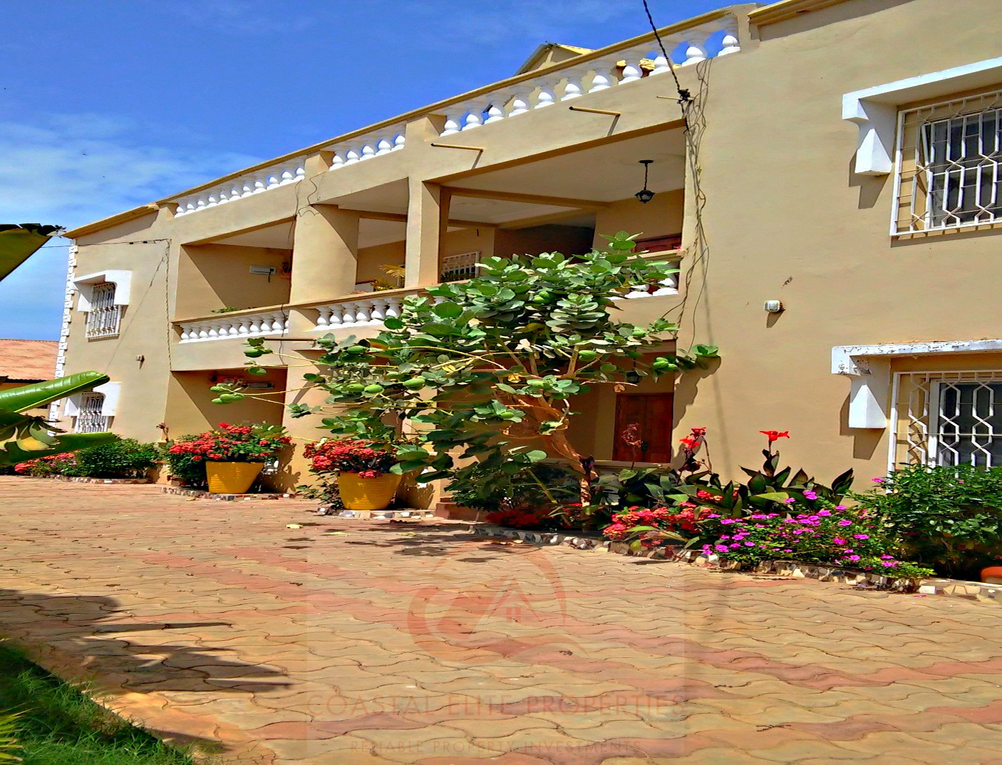 2 Bedroom Furnished Apartments Located At Kotu West